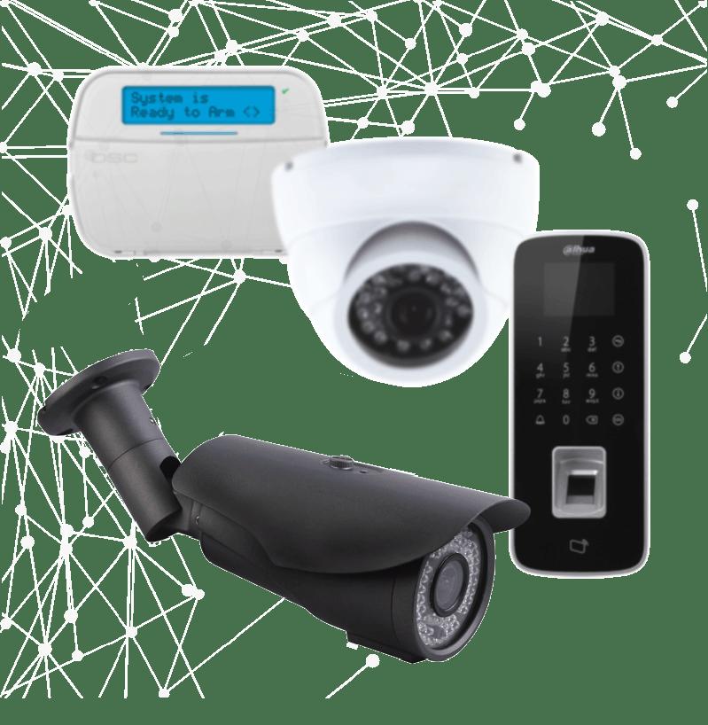 Camaras de Seguridad AHD - CCTV Colombia