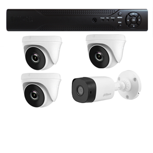 Combo #2 CCTV AHD Alta Definicion Colombia