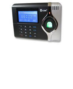 Control de Acceso y Asistencia Biometrico